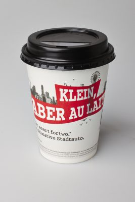 Smart Coffee To-Go Becher To-Go Kampagnen Beispiele AD2GO