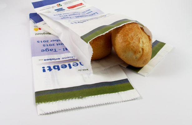 Lenne lebt Bäckertüten To-Go Kampagnen Beispiele AD2GO