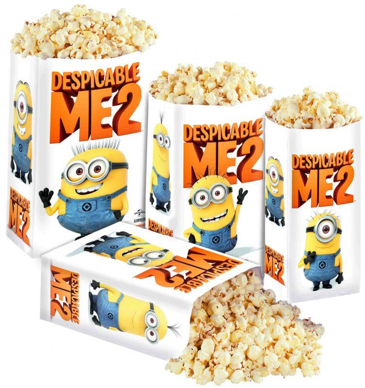 Popcorntüten Kino Ich einfach unverbesserlich 2 AD2GO